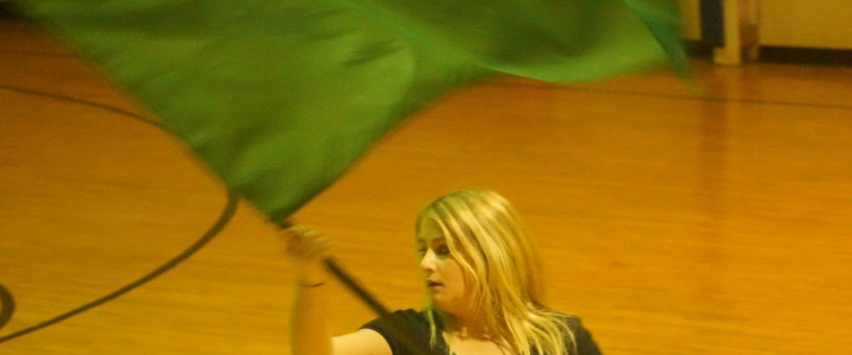 Saints Winterguard – Independent Regional A