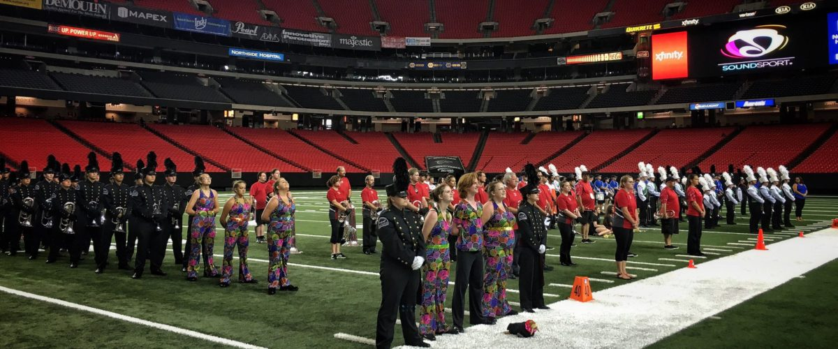 Gold at DCI Southeastern!