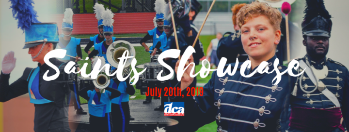 Saints Showcase - July 20, 2019