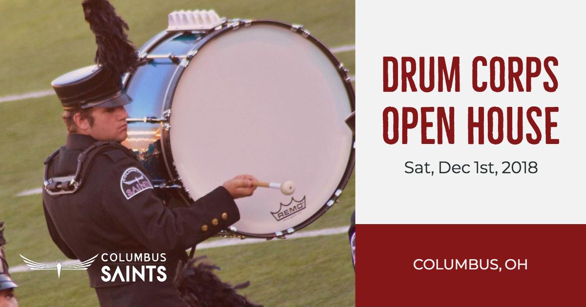 Columbus Saints ⁄ 2019 Open House – Columbus