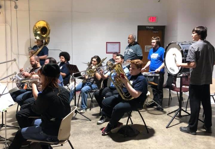 New Saints Athletic Band Partners with Columbus State Athletics!